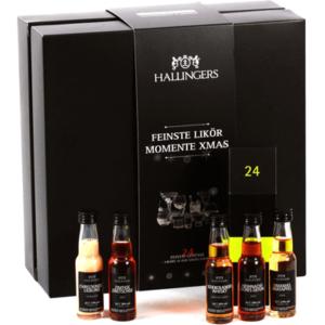 Hallinger Likörkalender für Männer