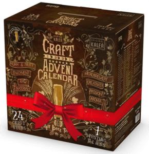 Kraft Bier Adventskalender Männer