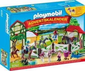 Playmobil Reiterhof Weihnachtskalender, ab 5 Jahre