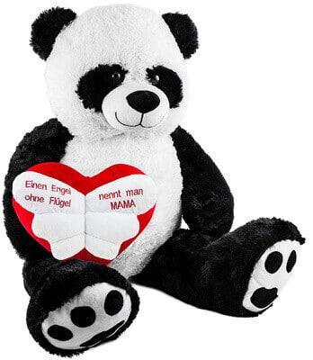 Riesen Teddybär mit Herz