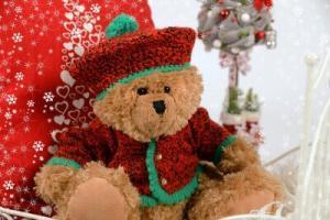 Teddybär Geschenk