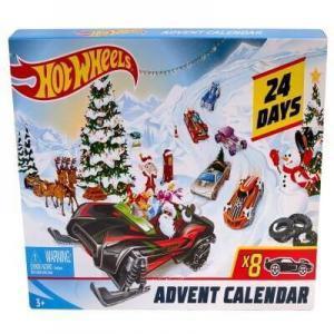 Hot Wheels Weihnachtskalender Kinder