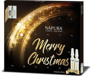 Napura Kalender mit Beauty Ampullen