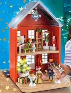 Playmobil adventskalender Puppenhaus für Kinder
