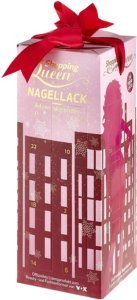 Shopping Queen Nagellack-Adventskalender
