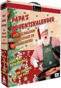 Papas Grill Adventskalender