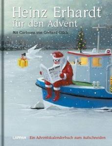 Adventskalenderbuch Heinz Erhardt