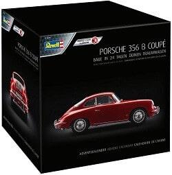 Porsche 356 B Modellbaukalender