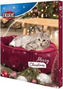 Trixi Adventskalender für Katzen
