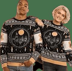 Weihnachtspullover für Paare