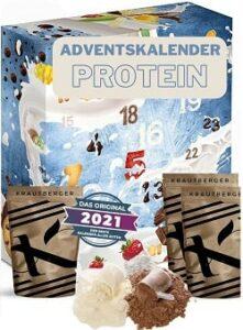 Protein Adventskalender für Sportler